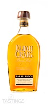Elijah Craig Barrel Proof Straight Bourbon Whiskey