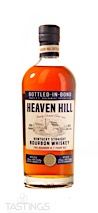 HEAVEN HILL 7 Year Old Bottled-In-Bond Straight Bourbon Whiskey
