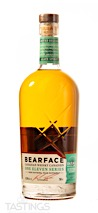 Bearface One Eleven Series Oaxaca Agave Spirit Blended Whisky