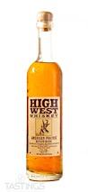 High West American Prairie Blended Straight Bourbon Whiskey
