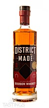District Made Straight Bourbon Whiskey