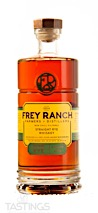 Frey Ranch 5 Year Bottled in Bond Straight Rye Whisky