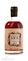Journeyman Distillery Field Rye Fig Flavored Whiskey