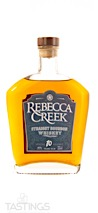 Rebecca Creek 10yr Straight Bourbon Whiskey