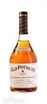 Old Potrero Straight Rye Whisky