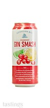 Georgian Bay Cranberry Gin Smash RTD