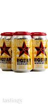 Big Star Margarita Ready-To-Drink Cocktail
