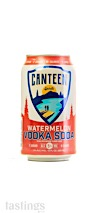 CANTEEN Spirits Watermelon Vodka Soda RTD