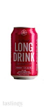 The Long Drink Company Long Drink Cranberry RTD