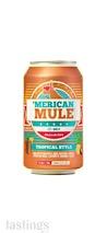 'Merican Mule Tropical Style RTD