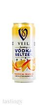 Veil Mango Sparkling Vodka Seltzer RTD