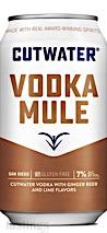 Cutwater Spirits RTD Vodka Mule