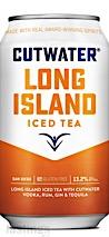 Cutwater Spirits RTD Long Island Iced Tea