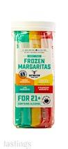 Cutwater Spirits RTD Frozen Margarita Cocktail Pops Variety Pack