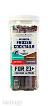 Cutwater Spirits RTD Frozen Cocktail Spirit Pops Variety Pack