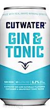 Cutwater Spirits RTD Gin & Tonic