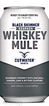Cutwater Spirits RTD Black Skimmer Bourbon Whiskey Mule