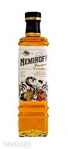 Nemiroff Bold Orange Flavored Vodka