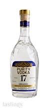 Purity Estate 17 Reserve Organic Vodka