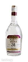 Purity Signature 34 Edition Organic Vodka