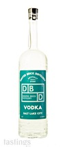 Dented Brick Vodka