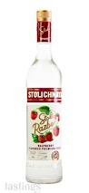 Stolichnaya Razberi Flavored Vodka