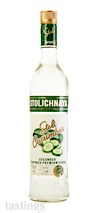 Stolichnaya Cucumber Flavored Vodka