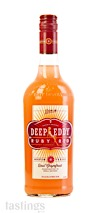 Deep Eddy Ruby Red Grapefruit Flavored Vodka