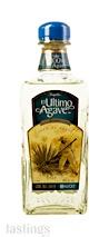 El Ultimo Agave Blanco Tequila