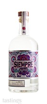 Siempre Tequila Blanco Tequila