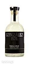Gonzalez 1939 Añejo Cristalino Tequila