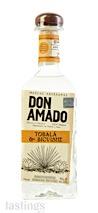 Don Amado Ensamble Tobalà & Bicuishe Blanco Mezcal Artesanal