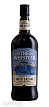 The Whistler Small Batch Irish Cream Liqueur