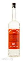 Dented Brick Rum