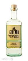 "Kuleana Rum Works Hawaiian Rum ""Agricole"""