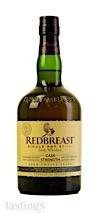Redbreast 12 Year Old Cask Strength Irish Single Pot Still Whiskey