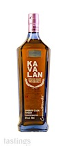Kavalan Concertmaster Sherry Cask Finish Single Malt Whisky
