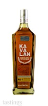 Kavalan Distillery Select No.1 Single Malt Whisky