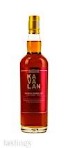 Kavalan Oloroso Sherry Oak Single Malt Whisky