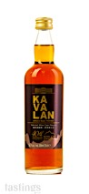 King Car 40th Anniversary Selected Wine Cask Matured Single Malt Whisky
