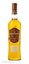 Glen Grant 12 Year Old Speyside Single Malt Scotch Whisky