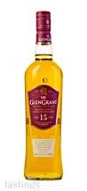 Glen Grant 15 Year Old Speyside Single Malt Scotch Whisky