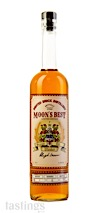Moon's Best Straight Rye Whiskey Batch 1