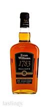 Evan Williams 1783 Small Batch Straight Bourbon Whiskey
