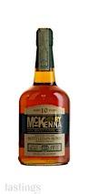 Henry Mckenna 10 Year Old Single Barrel Straight Bourbon Whiskey
