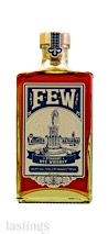 FEW Straight Rye Whisky