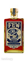 FEW Immortal Rye With Eight Immortals Tea Flavored Whiskey