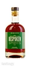 Bespoken Spirits Rye Whiskey Batch 2020-1