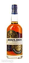 Boulder Bottled in Bond Straight Bourbon Whiskey