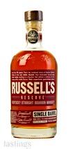 Russell's Reserve Single Barrel Straight Bourbon Whiskey